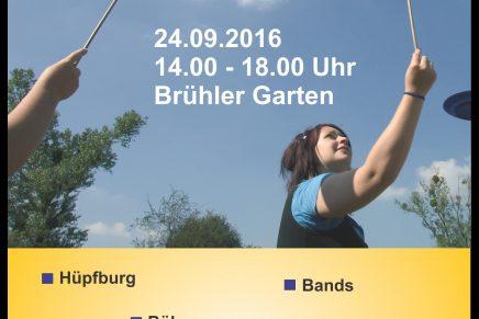 10. Spielfest des Stadtjugendring Erfurt e.V.