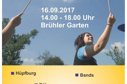 11. Spielfest des Stadtjugendrings Erfurt e.V.